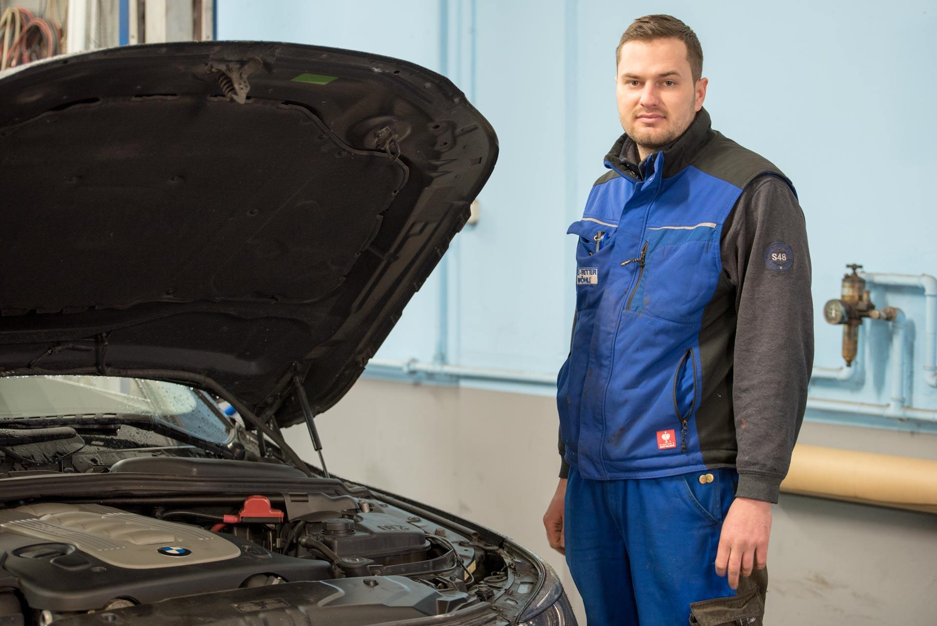 Service für Ihr Automobil